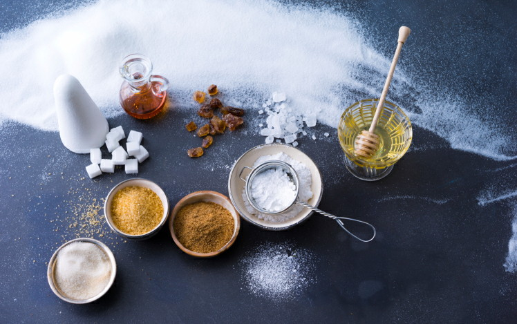 Most Popular Natural Sweeteners For Healthy Beverages