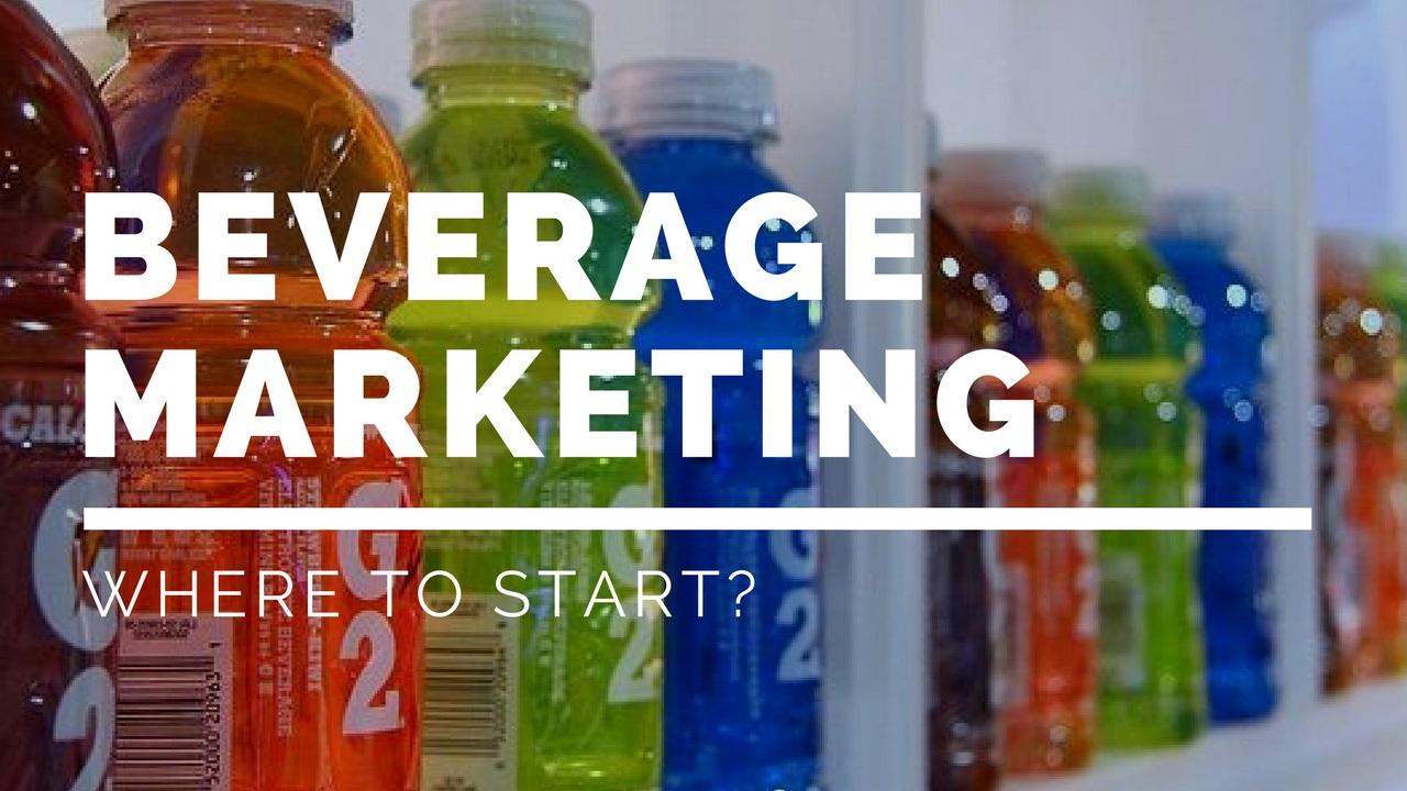 beverage marketing
