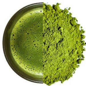matcha natural ingredient