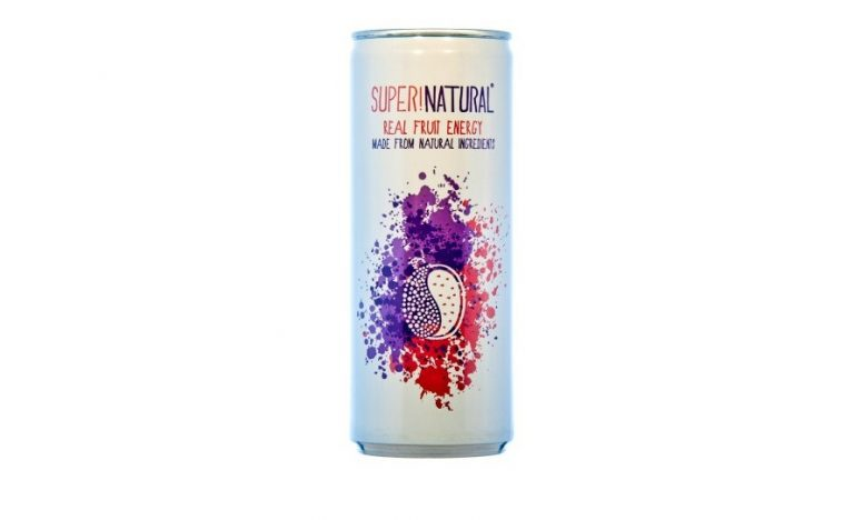 Super!Natural delicious and natural drink