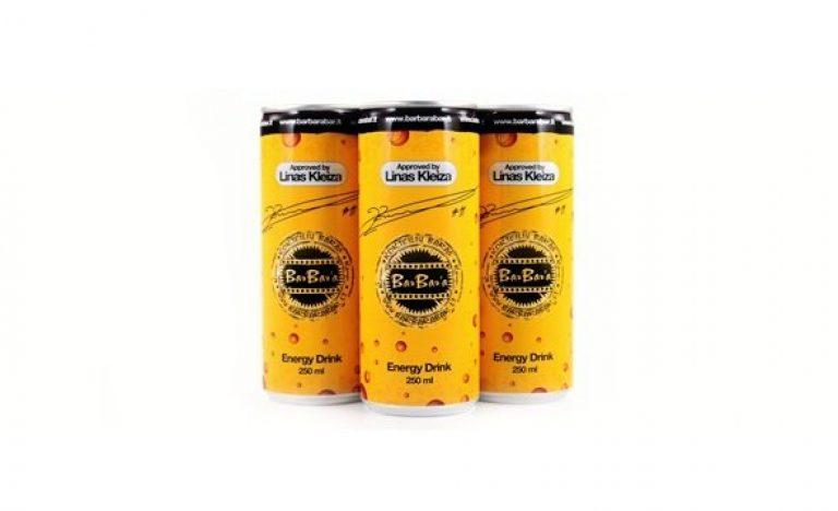 Barbar'a Bar Energy Drink