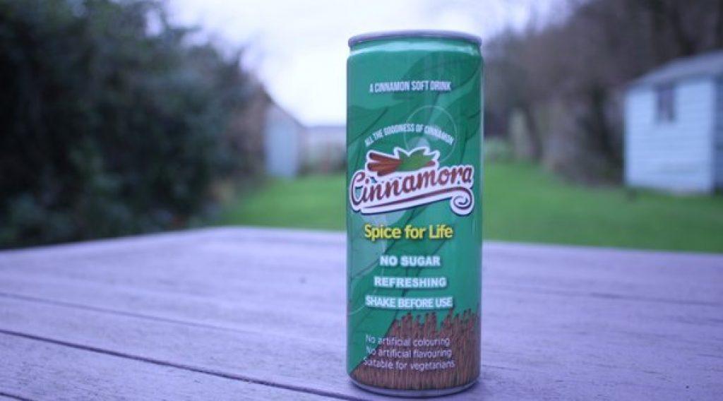 Unique Soft Drink Development – Cinnamora experience