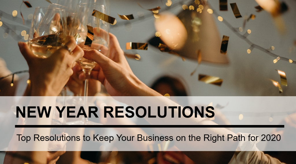 New Year Resolutions for Your Beverage Business