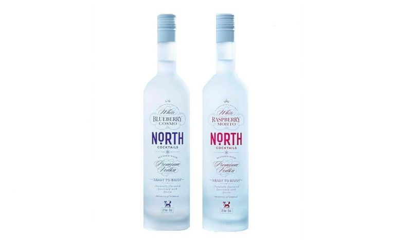 North Wine and Spirits Alcoholic Cocktails