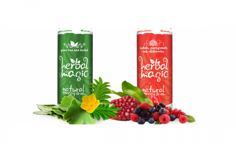 Herbal Magic Natural Energy Drink