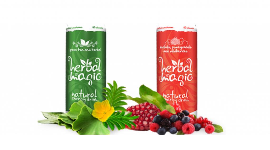 Herbal Magic Natural Energy Drink