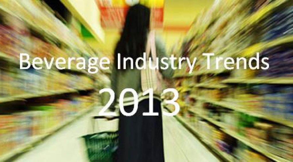 How to capitalize on beverage trends in 2013